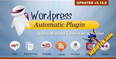 Wordpress Automatic Plugin v3.12.0
