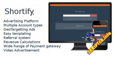 Shortify v2.0 Rus - скрипт рекламной площадки