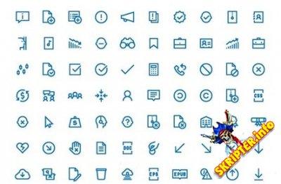 200 Web-Icons