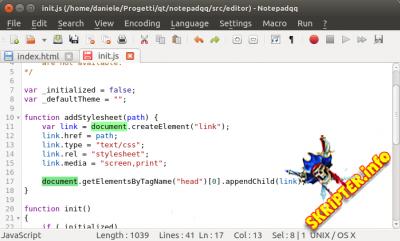 Клон Notepad++ для линукс