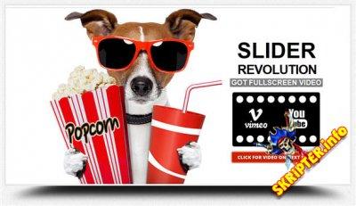 Unite Revolution Responsive Slider v4.6.8 - слайдер для сайтов на Joomla
