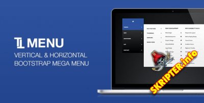 TT Menu v1.0 - мега меню для сайта