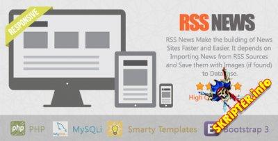 RSS News v4.0.0 – создание сайта на автопилоте