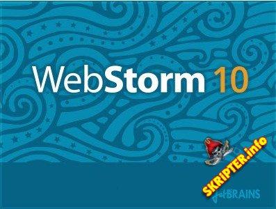 JetBrains WebStorm 10.0.4 Full