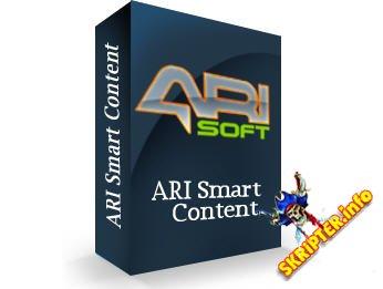 Ari Smart Content v2.2.24 - эффекты для контента на Joomla