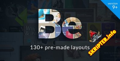 BeTheme v9.5 - потрясающая премиум-тема для WordPress