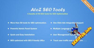 AtoZ SEO Tools v1.1 - поисковая SEO оптимизация