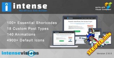 Intense v2.6.0 — премиум-плагин WordPress для вставки шорткодов