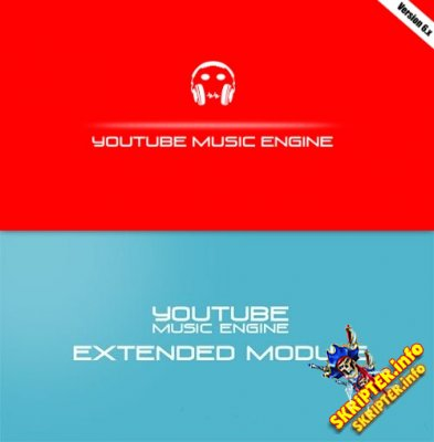 Youtube Music Engine v6.0.6 Rus + Musik module v.2.6.5