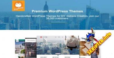 FrogsThemes Premium Pack - сборник шаблонов для WordPress