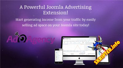iJoomla Ad Agency Pro v6.0.21 - компонент рекламного агенства для Joomla