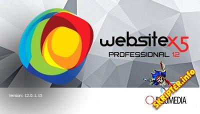 WebSite X5 Professional 12.0.1.15 Rus