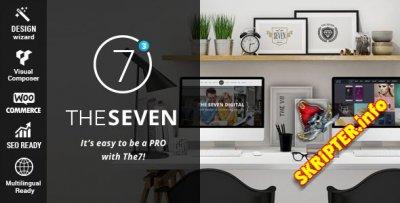 The7 v3.6.0.1 Rus - универсальный шаблон для WordPress
