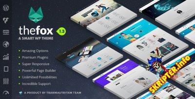TheFox v1.3.4 - универсальный шаблон для WordPress