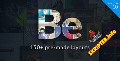 BeTheme v10.6 Rus - потрясающая премиум-тема для WordPress