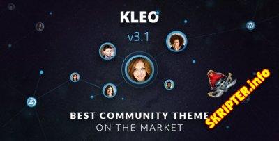 Kleo v3.9.1 Rus - многофункциональный шаблон для WordPress
