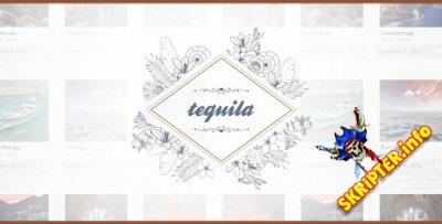 Tequila v1.5 – скрипт хостинга файлов