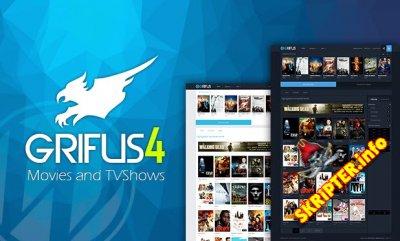 Grifus v4.0 - шаблон киносайта для WordPress