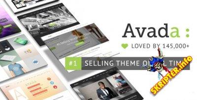 Avada v3.9 Rus - многофункциональный шаблон для WordPres