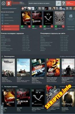 ZombieTV - кино шаблон для DLE 10.6