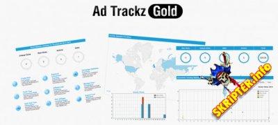 Ad Trackz Gold v6.9 - скрипт отслеживания эффективности рекламы