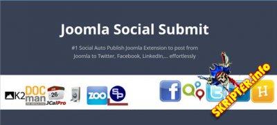ob Social Submit v3.5.14 - автопубликация материалов в социальных сетях для Joomla