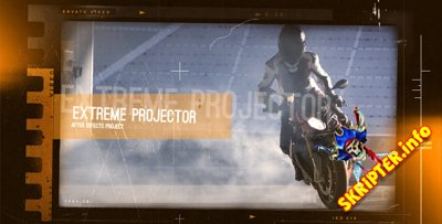Extreme Projector - Project for After Effects (Videohive)