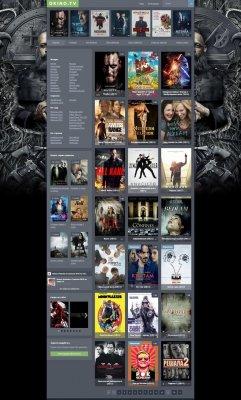 Okino - кино шаблон для DLE 10.6