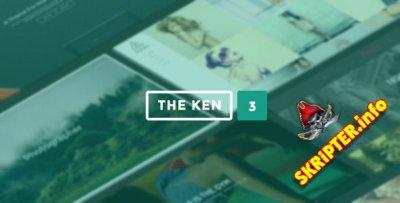 The Ken v3.4.1 - многофункциональный креативный шаблон для WordPress