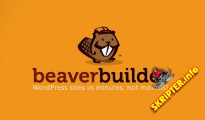 Beaver Builder Pro v2.1.4.1 Rus - визуальный редактор для WordPress
