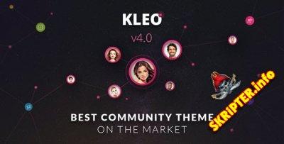 Kleo v4.0.1 Rus - многофункциональный шаблон для WordPress