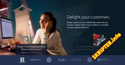 Kayako Fusion v4.80.2 Rus - сервисная служба клиентов