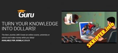 iJoomla Guru Pro v4.0.11 Rus - компонент создания обучающего онлайн центра для Joomla