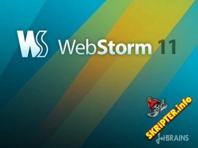 JetBrains WebStorm 11.0.0 Full