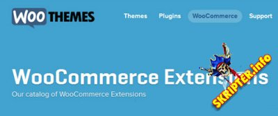 WooCommerce Extensions - 164 плагина для WordPpess