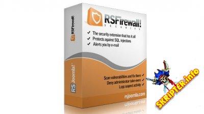 RSFirewall! 2.11.6 - файрвол для сайтов на Joomla