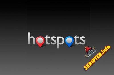 Hotspots v5.3.6 Rus - менеджер маркеров на картах от Google для Joomla