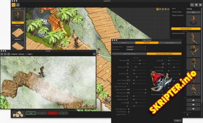 Buildbox v2.2.9 - конструктор игр