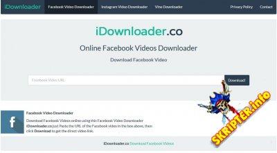 Facebook Video Downloader v1.0