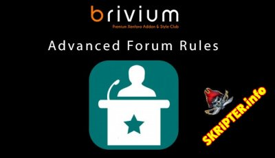 Brivium - Advanced Forum Rules v2.1.0 - XenForo Addon