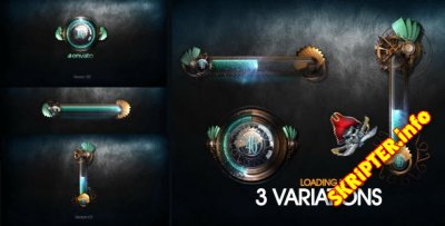 Loading Logo - Project for After Effects (Videohive)