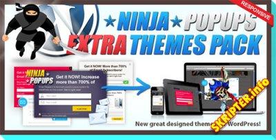 Ninja Popups Themes Pack v1.4