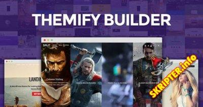 Themify Builder v2.1.0 - конструктор страниц для WordPress