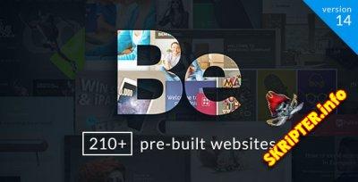 BeTheme v14.1 Rus - потрясающая премиум-тема для WordPress