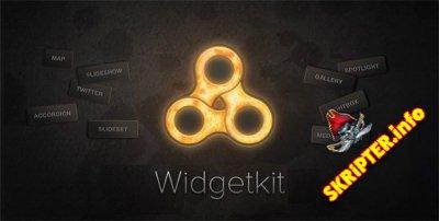 Widgetkit v3.0.2 Rus - пакет виджетов для Joomla