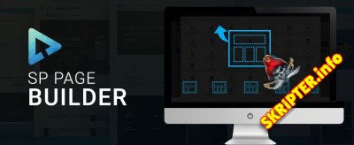 SP Page Builder Pro v2.4.8 - визуальный конструктор страниц для Joomla