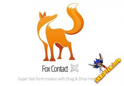 Fox Contact Form v3.6.5 Rus - контактная форма для Joomla