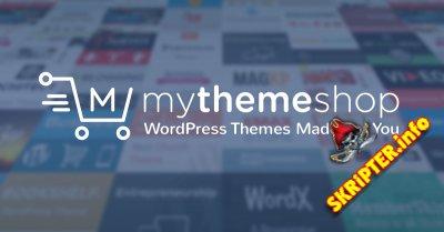MyThemeShop Template Pack 30.08.16 - сборка шаблонов для WordPress