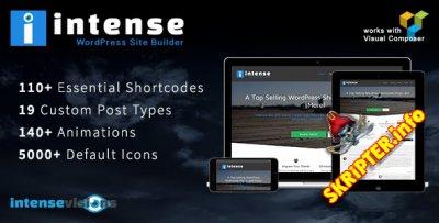 Intense v2.9.0 - плагин WordPress для вставки шорткодов