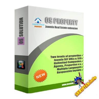 OS Property v3.0.3 - компонент недвижимости для Joomla